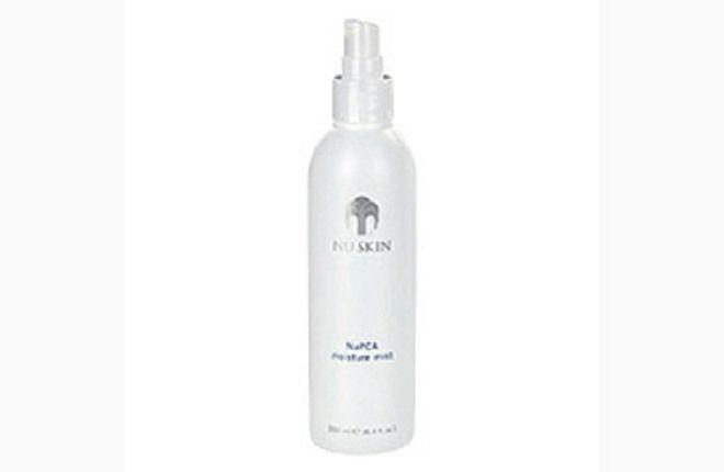 Nu Skin NAPCA Moisturise Mist spray idratante per il corpo