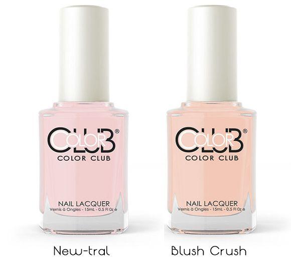 Color Club Shift Into Neutral: unghie delicate http://www.tentazioneunghie.it/color-club-shift-into-neutral-unghie-delicate/ #newcollection #nails #nail #nailpolish #colorclub new-tral blush crush