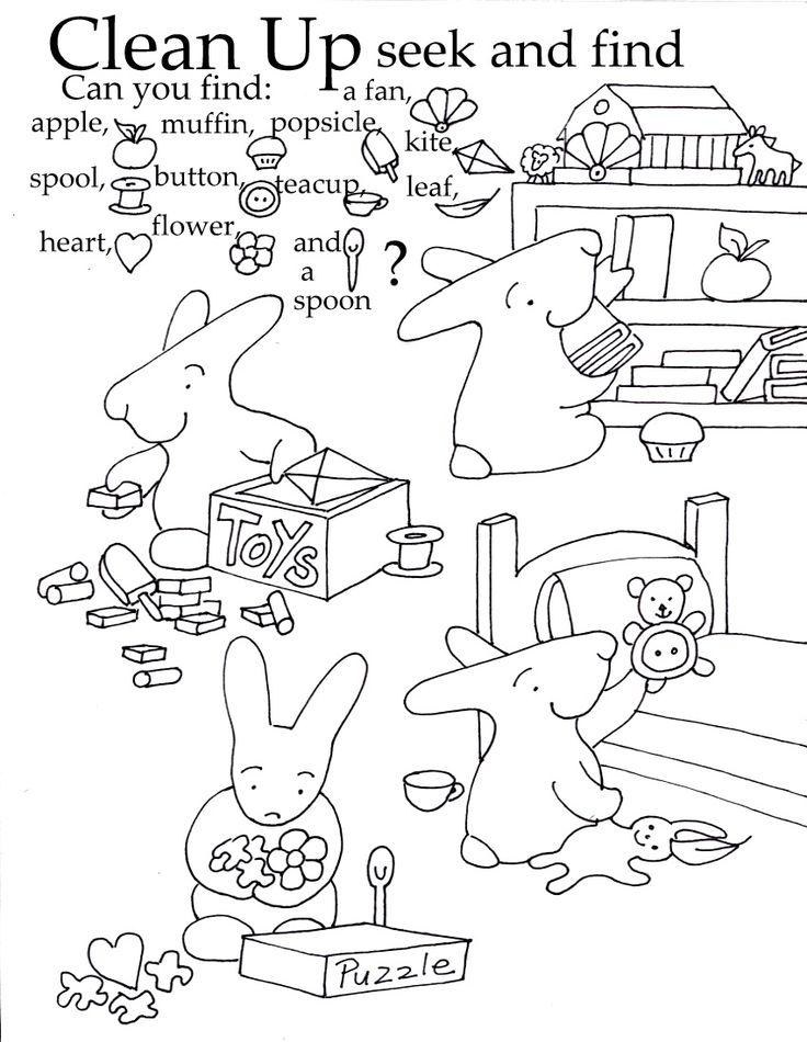 146 best Hidden Words images on Pinterest | Hidden objects, Hidden ...