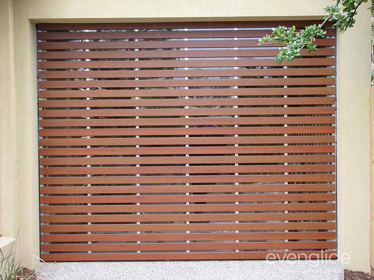 Evenglide Are Designers With Expertise In All Aspects Of Garage Doors,  Gates And Automation.