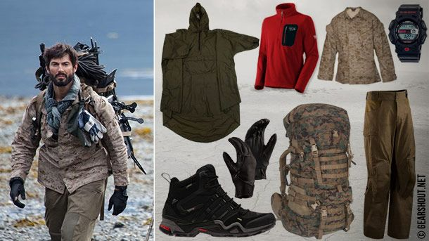 Обзор одежды и снаряжения в передаче «Ultimate Survival Alaska». Часть первая