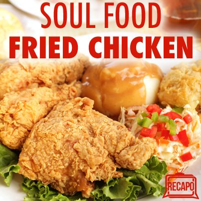 Dr Oz: Welcome To Sweetie Pie's Fried Chicken and Catfish Recipe