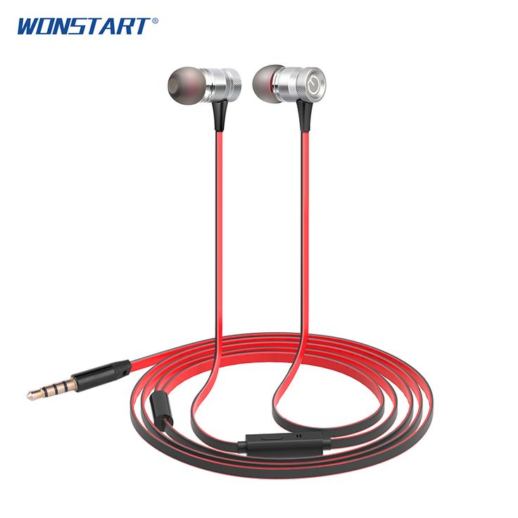 $9.00 (Buy here: https://alitems.com/g/1e8d114494ebda23ff8b16525dc3e8/?i=5&ulp=https%3A%2F%2Fwww.aliexpress.com%2Fitem%2FNew-design-best-sellers-wireless-bluetooth-headset-stereo-bluetooth-headset-For-Android-IOS%2F32674153851.html ) Wonstart Wired Earphones Auriculares IE03 Running Earphone With Mic fone de ouvido Mp3 & Mp4 For Iphone 7/7S PK xiaomi piston 3 for just $9.00