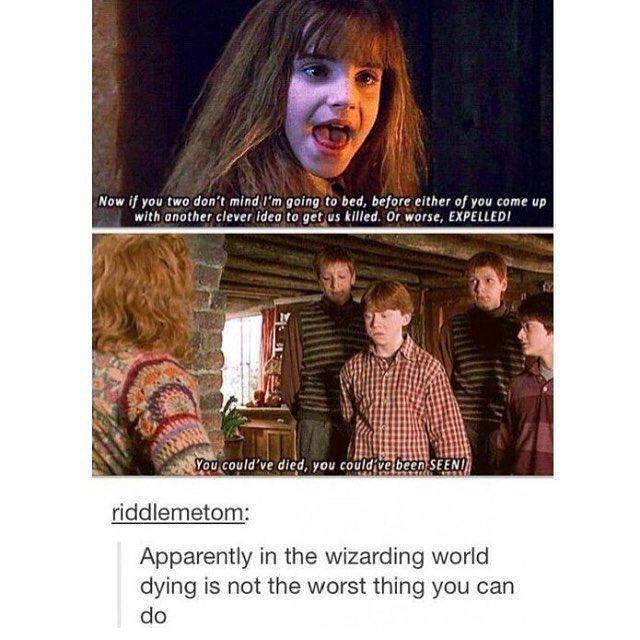 Harry Potter Spells Reddit Harry Potter Memes Harry Potter Jokes Harry Potter Quotes