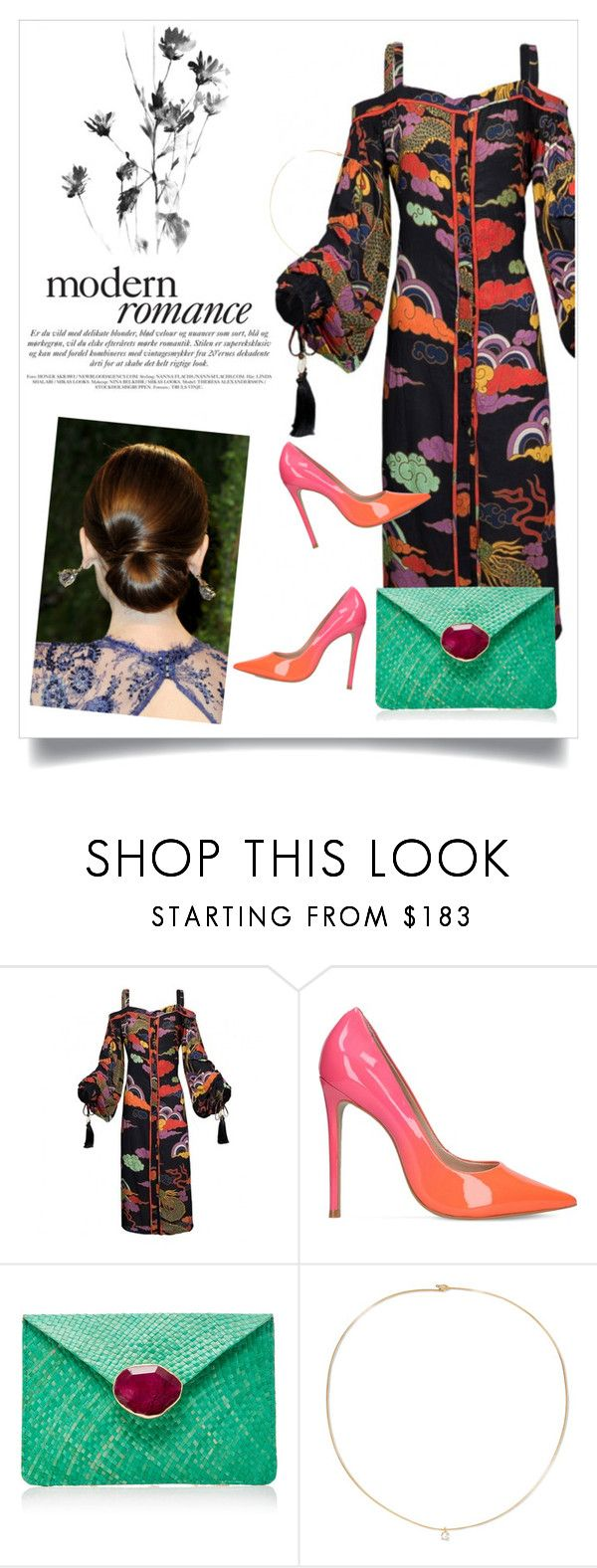 """""""Untitled #49"""" by bebebelabee on Polyvore featuring ADRIANA DEGREAS, Carvela, Kayu and Loren Stewart"""