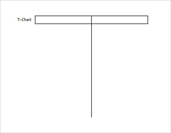 12 T Chart Templates Free Sample Example Format Download