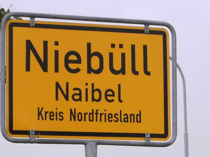 Naibel / Niebüll / Nibøl (Schleswig-Holstein, Kreis Nordfriesland) -