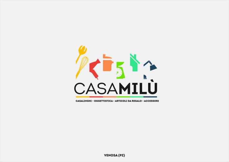 CASA MILU' - New Logo 2014