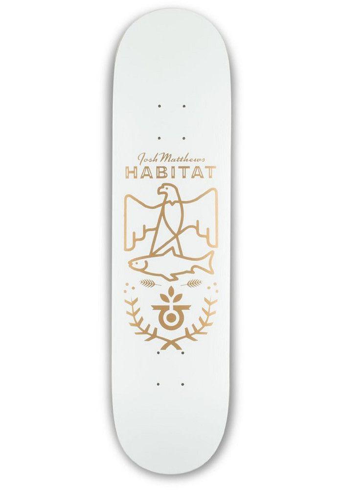 Habitat Matthews-Gold-Seal - titus-shop.com  #Deck #Skateboard #titus #titusskateshop
