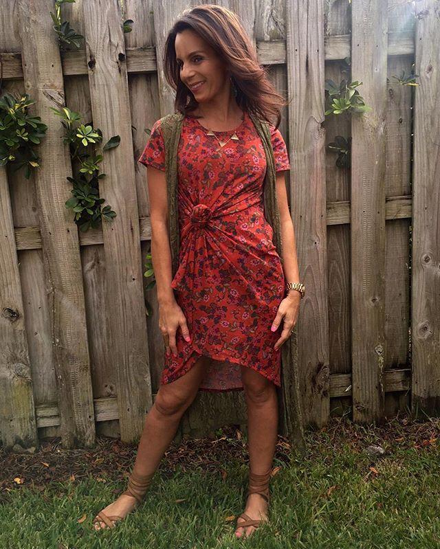 impressive lularoe spring outfits 15