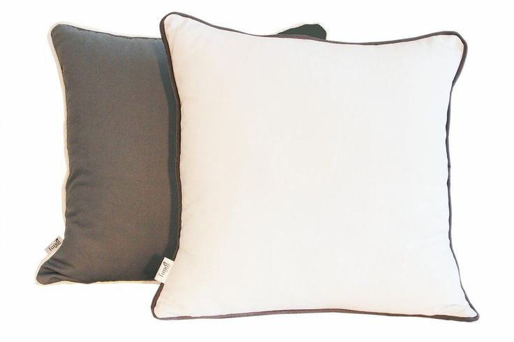 Scatter Cushion Charcoal