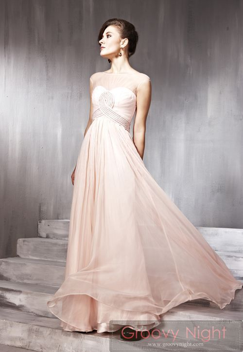可愛さの中にもしっとりとした大人の雰囲気があるロングドレス♪     - ロングドレス・パーティードレスはGN 演奏会や結婚式に大活躍!