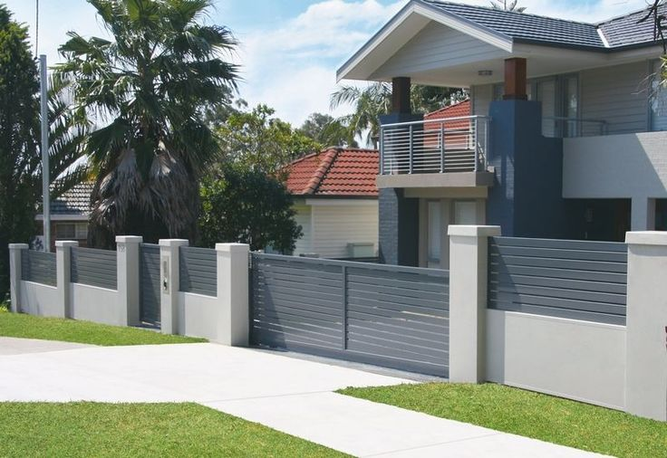Gallery - Residential and Commercial Walls & Fencing ...