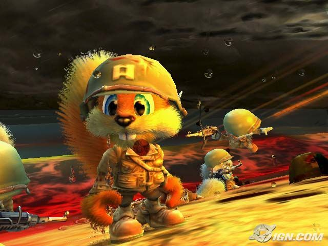 Conker Live and Reloaded • Xbox Isos • Downloads @ The Iso Zone