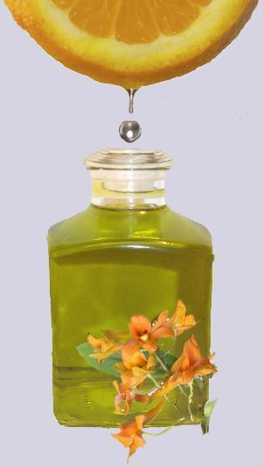 This site has a few nice perfume recipes.  I think I may use some of the blends to create a solid perfume instead of the liquid type.
