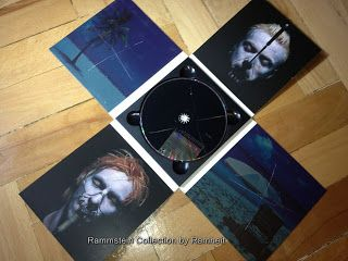 Sehnsucht - French Limited Digipack