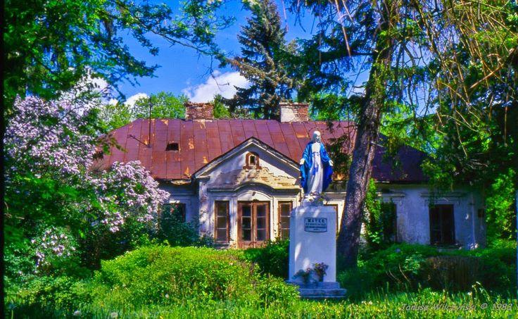 MELTING POT OF CULTURES / NA STYKU KULTUR: Manor house in Krynica, Podlasie county / Dworek w Krynicy Podlaskiej