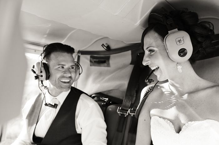 Want a once in a lifetime experience? With their Grand Canyon wedding packages, Maverick helicopters will make sure your wedding day is one you won't forget
