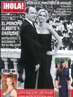 Hola! Magazine [Spain] (6 July 2011)