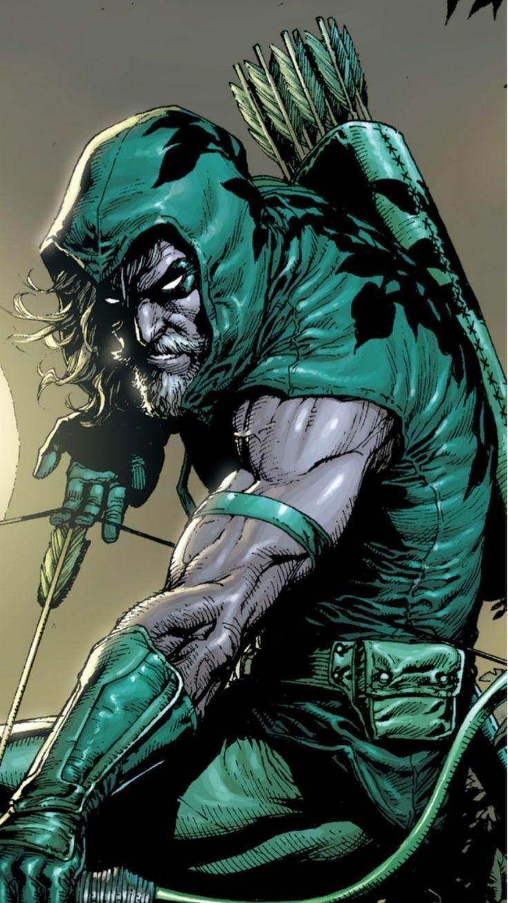 Green Arrow | Dc comics artwork, Arrow comic, Dc comics art heroes