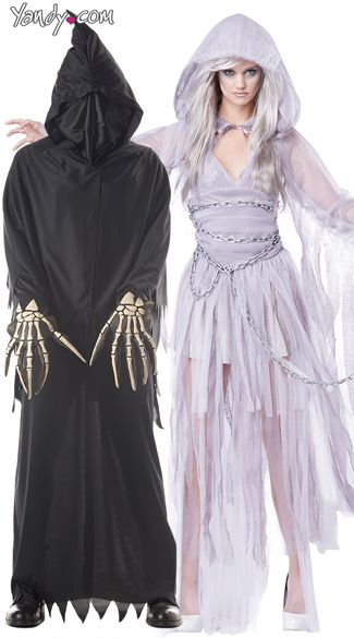 Haunting Beauty Costume- $46.95 #Yandy #Halloween #CouplesCostume
