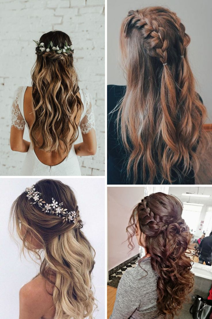 Top 13 Prom Hair Pictures & Designs Ideas