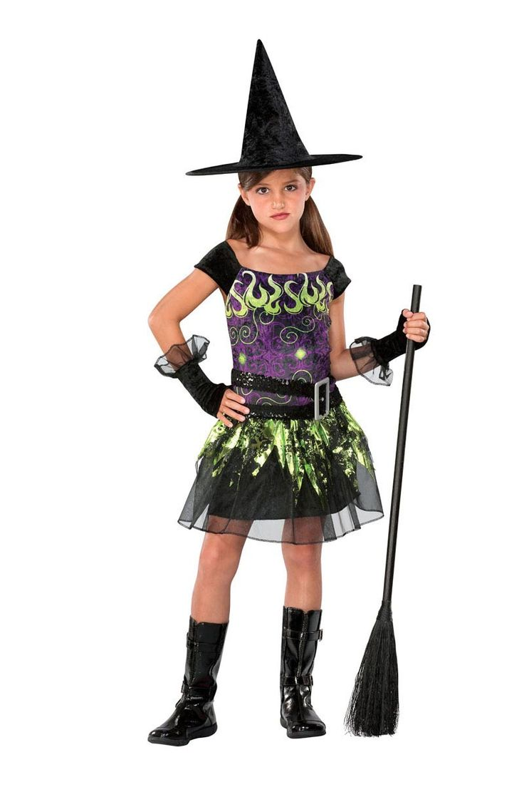 Halloween Costumes super magic Witch Costume