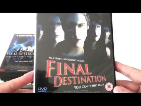Final Destination 1 - 3 Box Set DVD Review Buy it on Amazon: https://goo.gl/xihGVq Try Free Trials of the Amazon Prime Video Here: https://goo.gl/ETpYoZ SUBS...