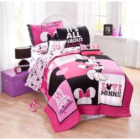Disney Minnie Mouse Classic Bedding Sheet Set 29.02