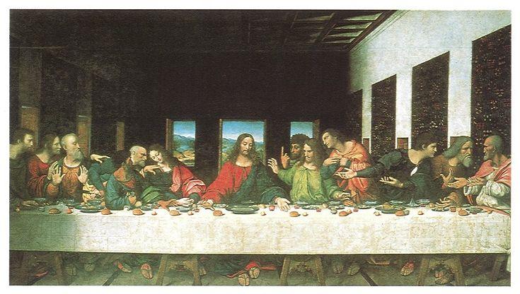Mântuitorul Iisus și apostolii erau vegetarieni!