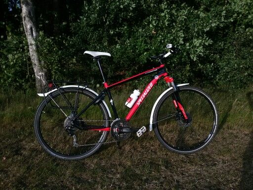 Specialized Crosstrail Comp 2012