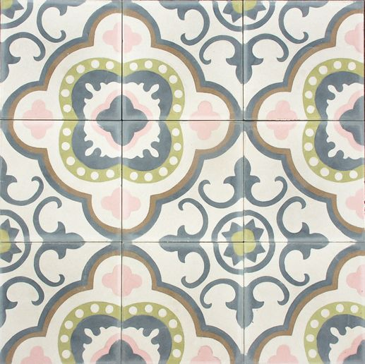 Marrakech design - love their tiles!