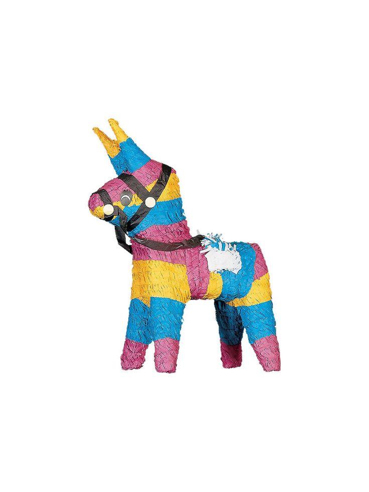 Donkey Pinata (Each) | Cheap Pinatas Accessories and Decorations