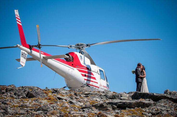 Mt Larkin - $1550NZD  Queenstown Wedding Transfers Heli Wedding Photos