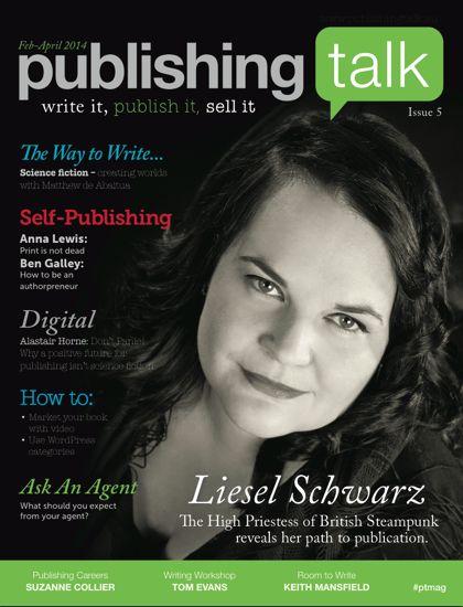 Publishing Talk Magazine issue 5 (Feb-Apr 2014) - Science Fiction and Fantasy