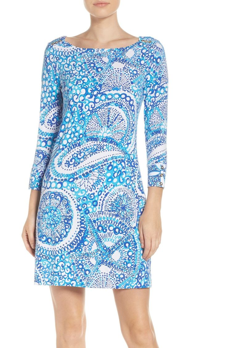 Lilly Pulitzer® Sophie Shirtdress available at #Nordstrom