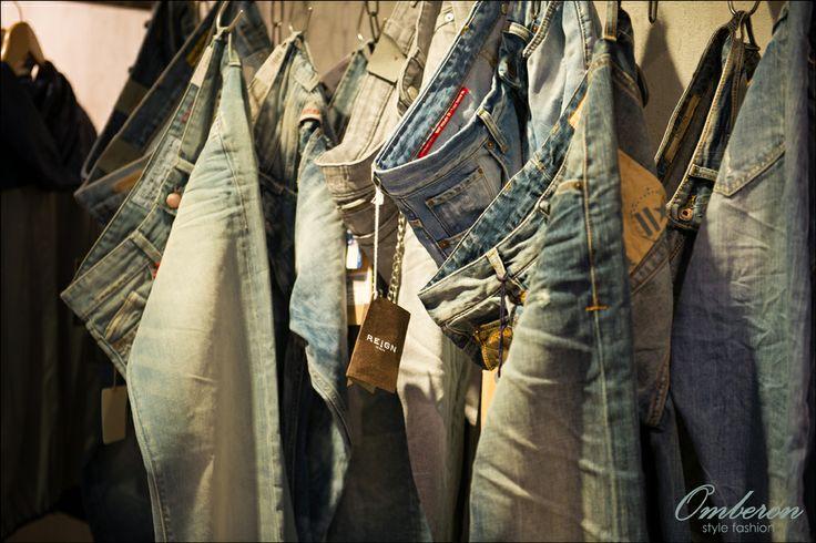 #Denim #Jeans | Omberon Style Fashion © Vicky Lafazani