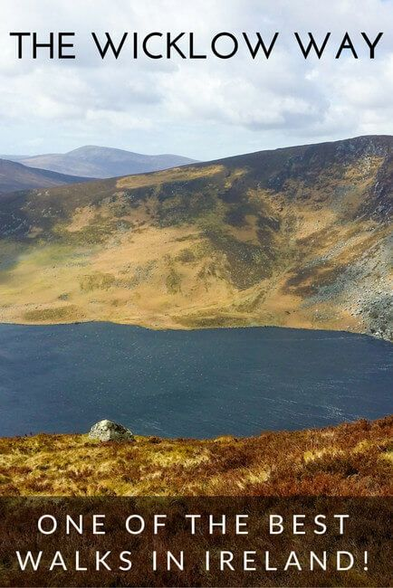 The Wicklow Way: How to Plan for this 7-Day Walk The Wicklow Way is Ireland's oldest way-marked long-distance walk! The 128 km long walk takes you through the incredible Wicklow Mountains and through County Wicklow, known as the Garden of Ireland!
