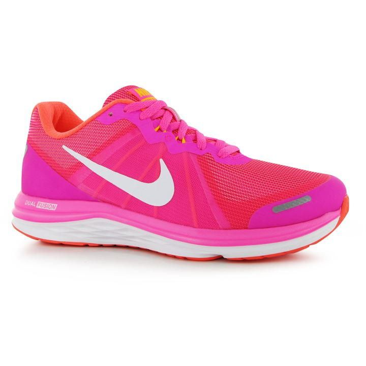 Nike | Nike Dual Fusion X Ladies Trainers | Ladies Trainers