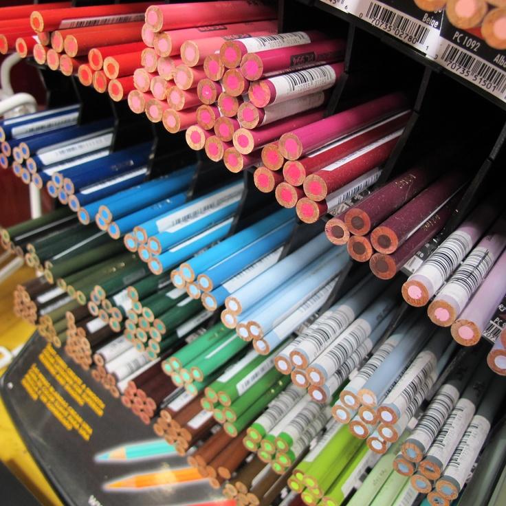 Prisma Water Colour Pencils