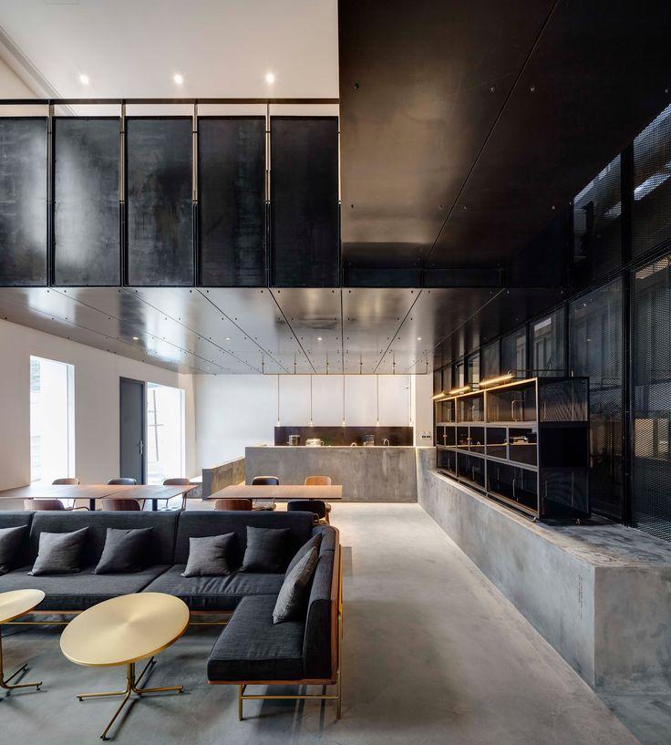 The Garage by Neri&Hu