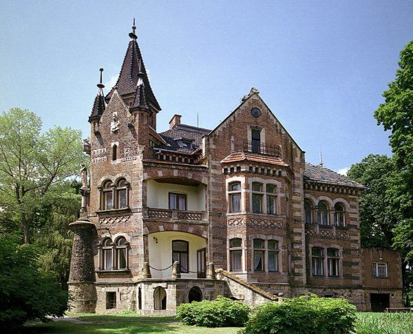 Villa in Grodkowice (Poland)by Talowski