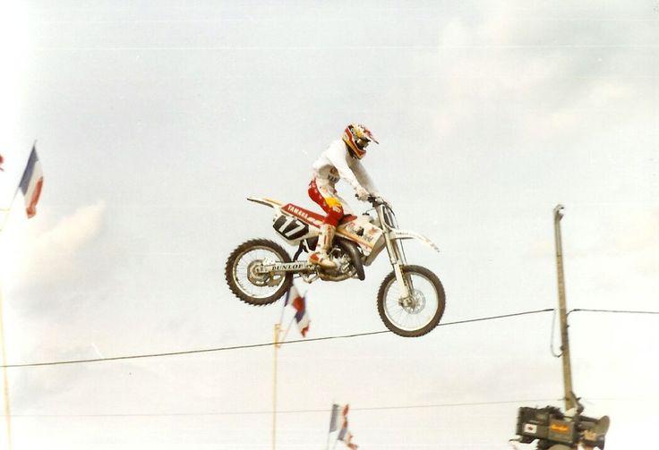 1992 Frederic Bolley YZ 125