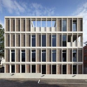 ORTUS, home of Maudsley Learning  by Duggan Morris Architects
