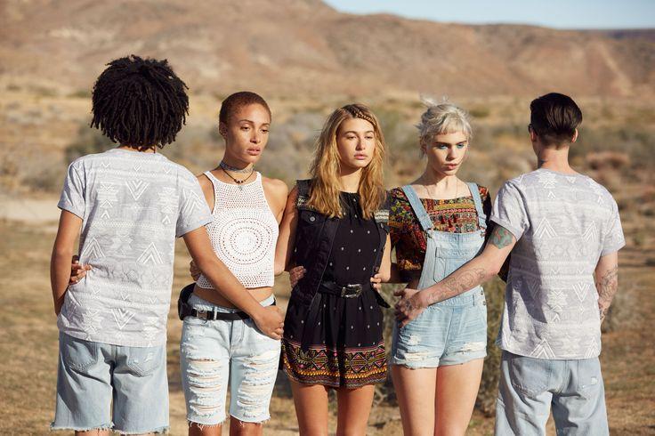 H&M colabora com o Coachella Valley Music and Arts Festival para 2016