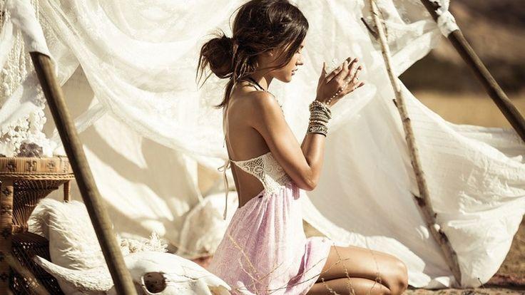 The Anna Sui x O'Neill Collaboration is Every Boho Chick's Dream Come True