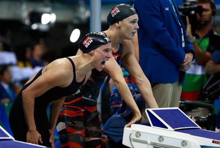 Natación - Denmark - Relevo 4x100m combinado femenino - Relevo 4x100m comb. fem…