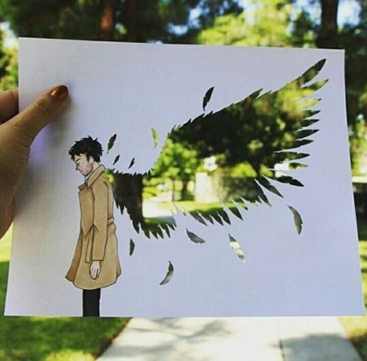 Image result for supernatural drawings