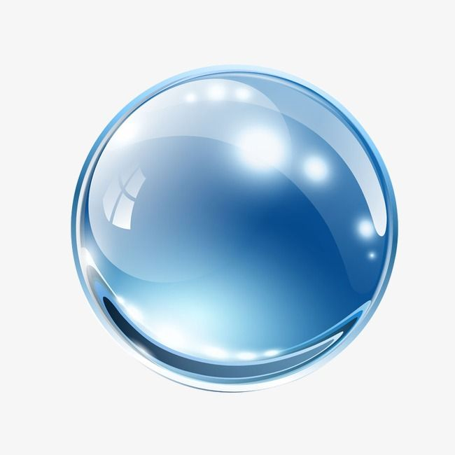 Crystal Ball Bubble Drops Png Image And Clipart Crystal Ball Crystals Clip Art