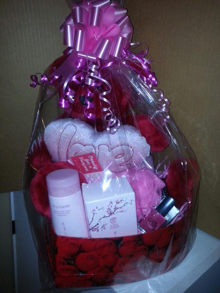 7 best avon gift baskets by alzada rhonda images on pinterest avon gift baskets negle Images